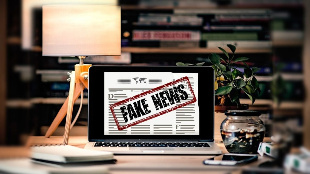 fake news no ambiente corporativo
